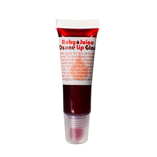 Living Libations - Ruby Juice Ozone Lip Gloss