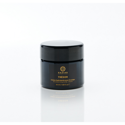 OKOKO COSMETIQUES - NEW LIMITED-EDITION RELEASE! MARBLED BODY CREAM, WITH CARAMEL SWIRLS