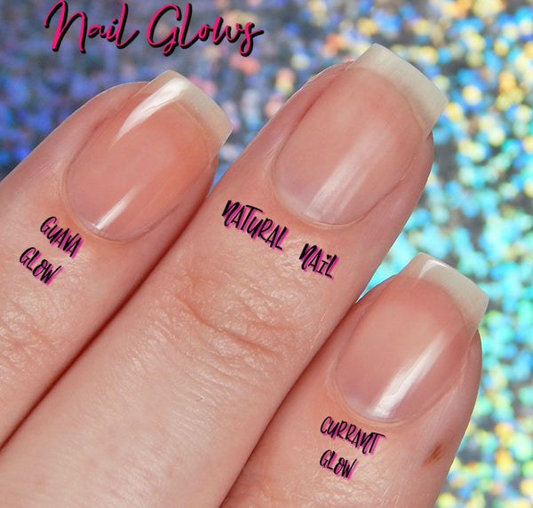 Currant Nail Glow
