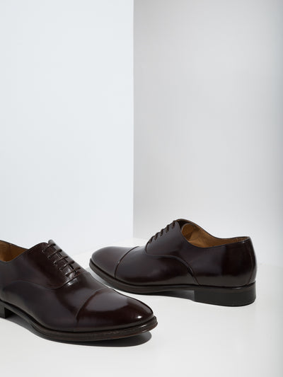 Armando Silva SaddleBrown Lace-up Shoes