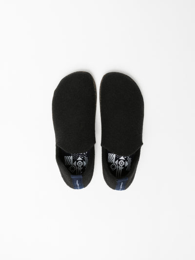 ASPORTUGUESAS Slip-on Shoes CITY L Black