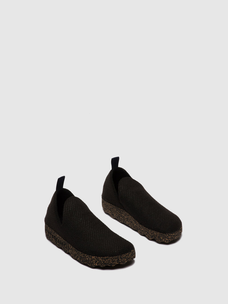 Slip-on Shoes CITY L Black