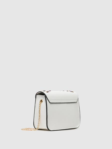 Cafè Noir White Mini Bag