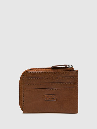 Camel Active Gold Card Holder