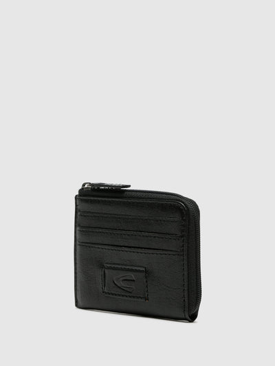Camel Active Black Card Holder