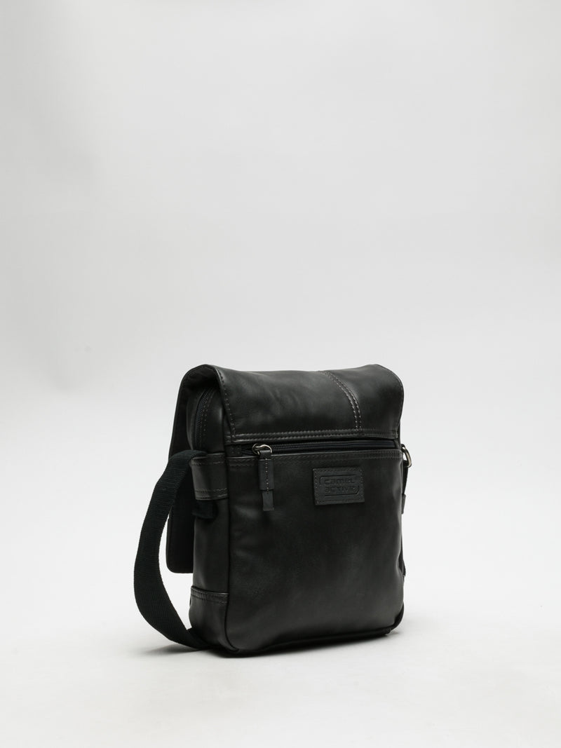 Camel Active Black Crossbody Bag