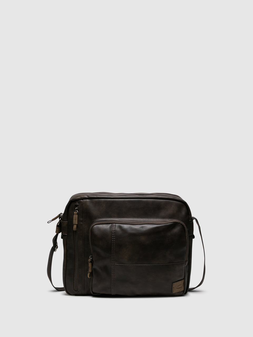 Camel Active Brown Messenger Bag