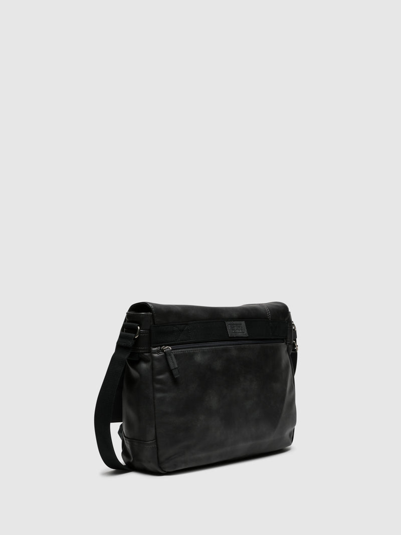 Camel Active Black Messenger Bag