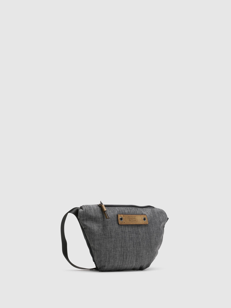 Camel Active Gray Bumbag