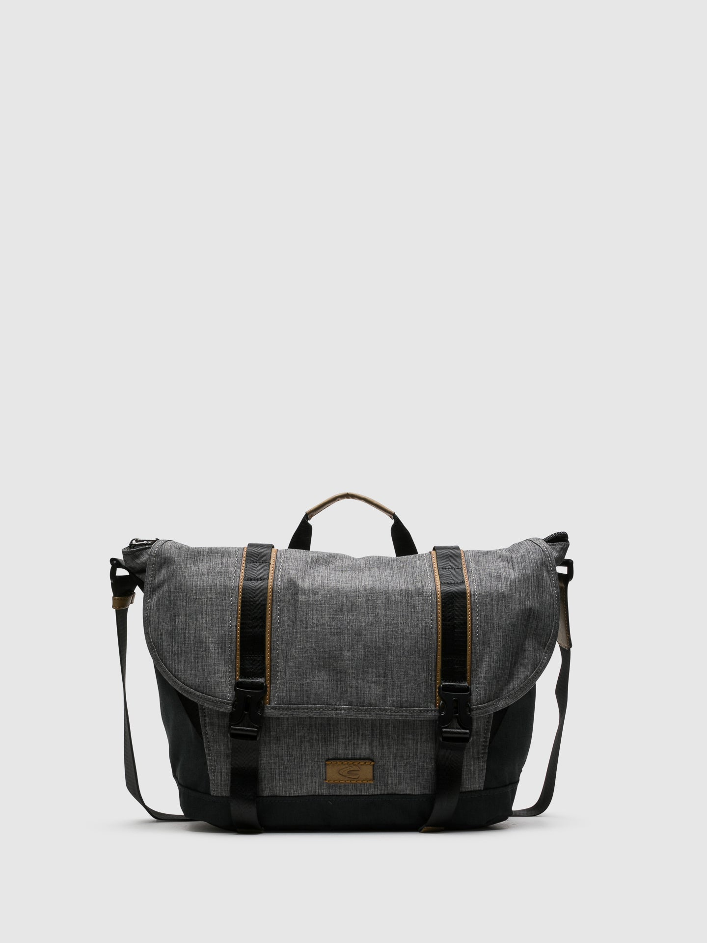 Camel Active Gray Messenger Bag