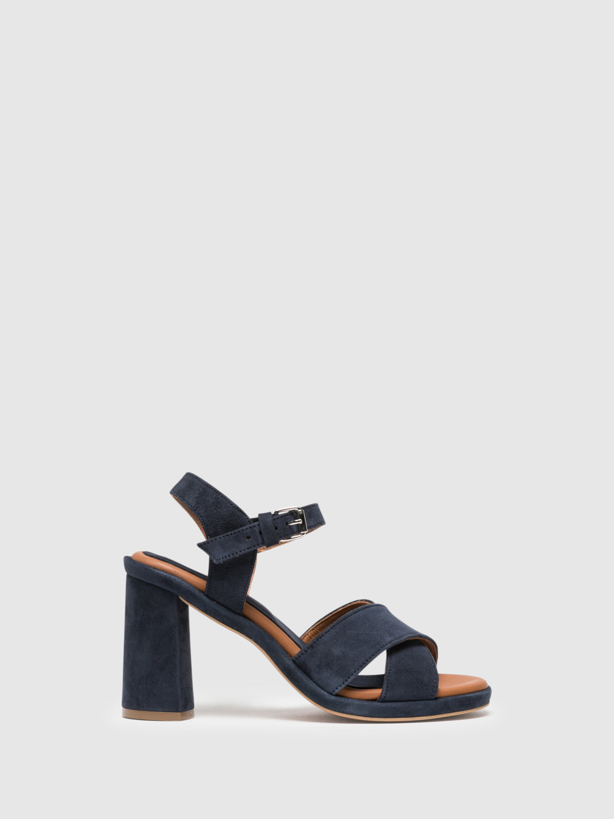 Clay's Blue Heel Sandals