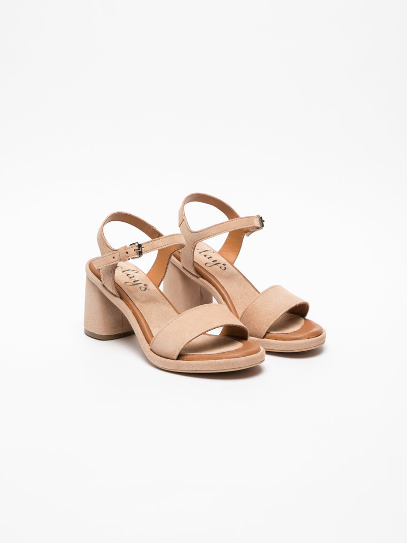 Clay's Peru Ankle Strap Sandals