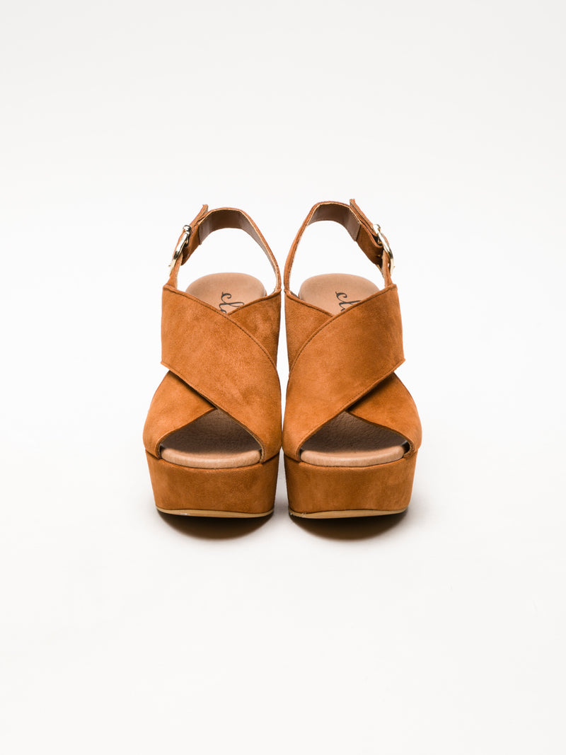 Clay's Peru Wedge Sandals