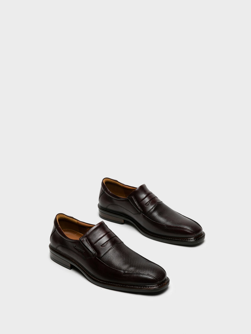 Camport Brown Loafers Shoes