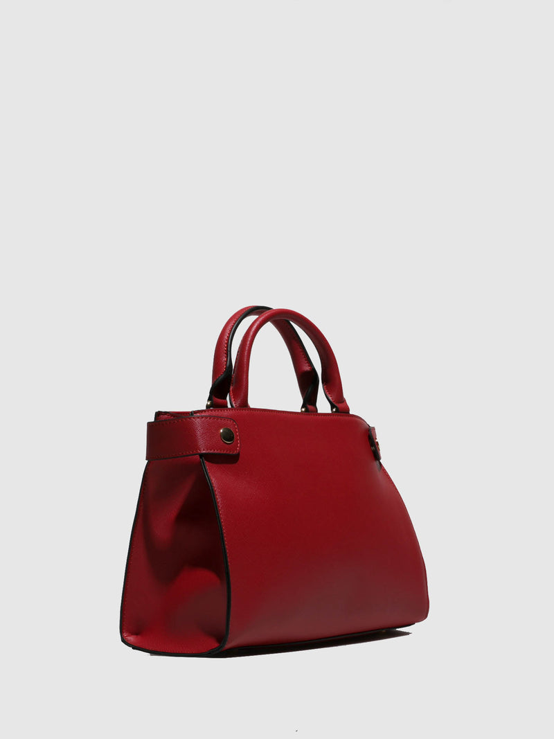Cafè Noir Red Handbag