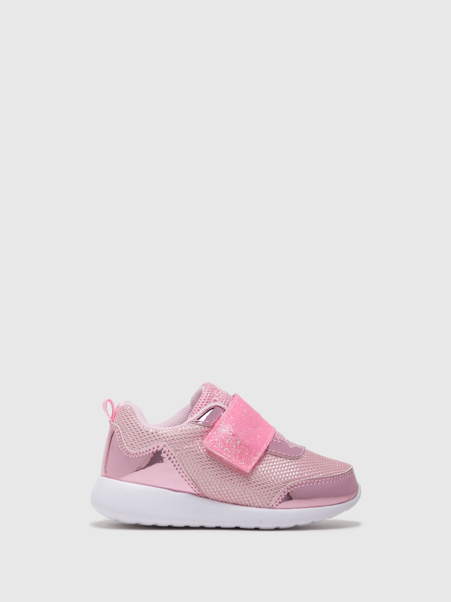 Conguitos Pink Velcro Trainers