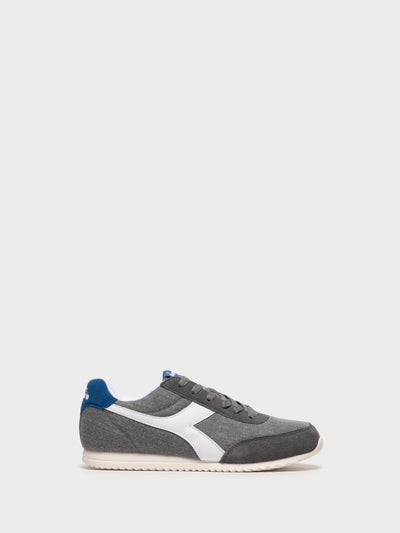 Diadora Multicolor Lace-up Trainers