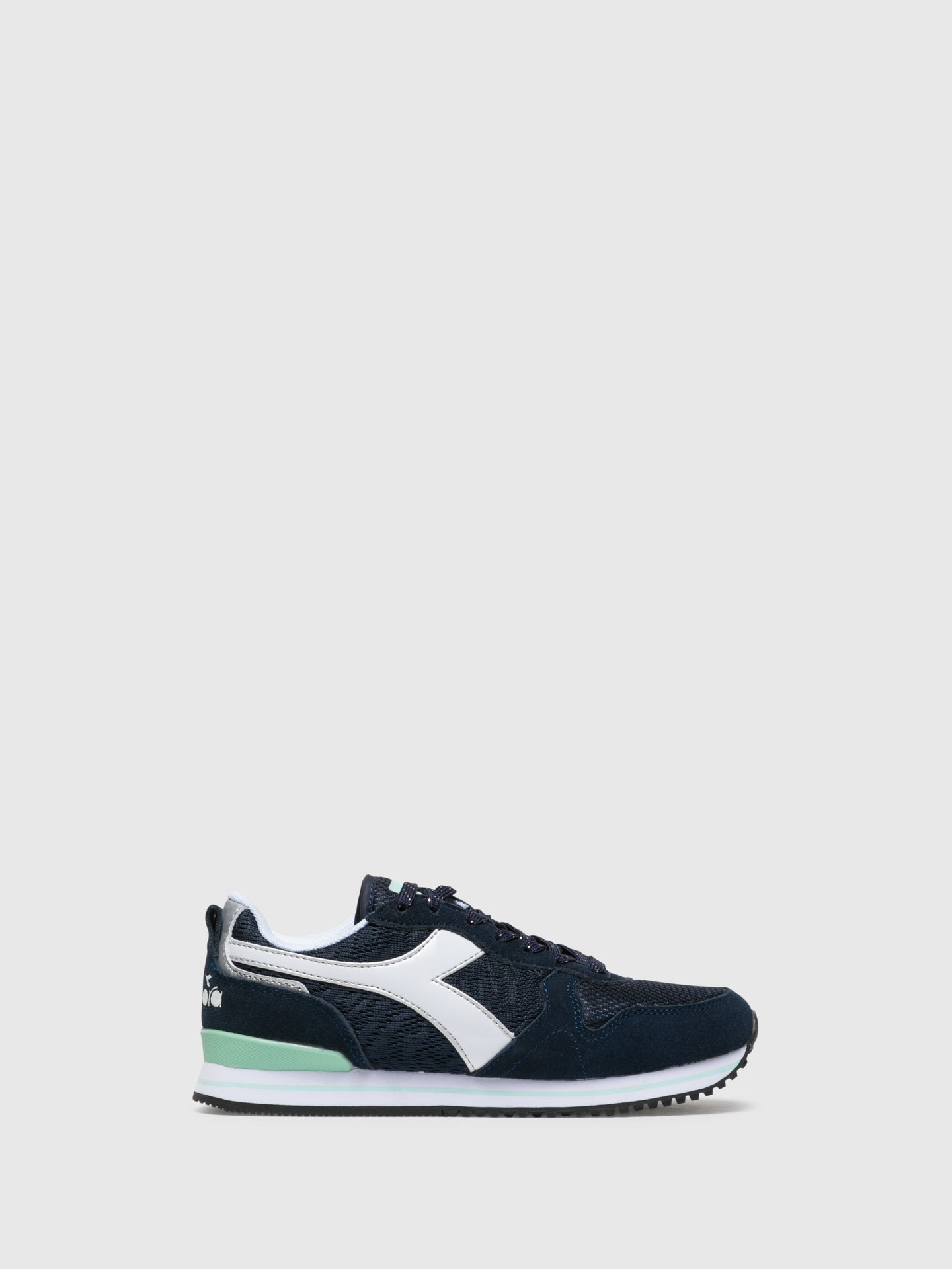 Diadora Blue Runners Trainers