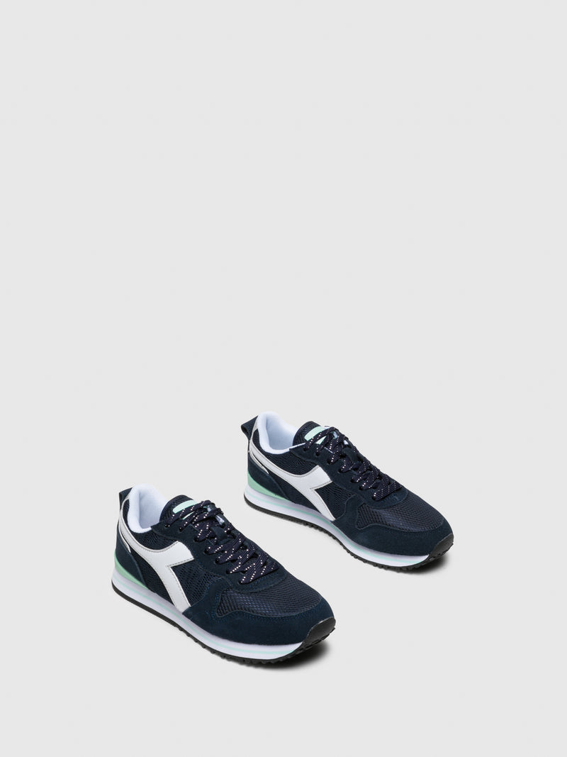 Blue Runners Trainers
