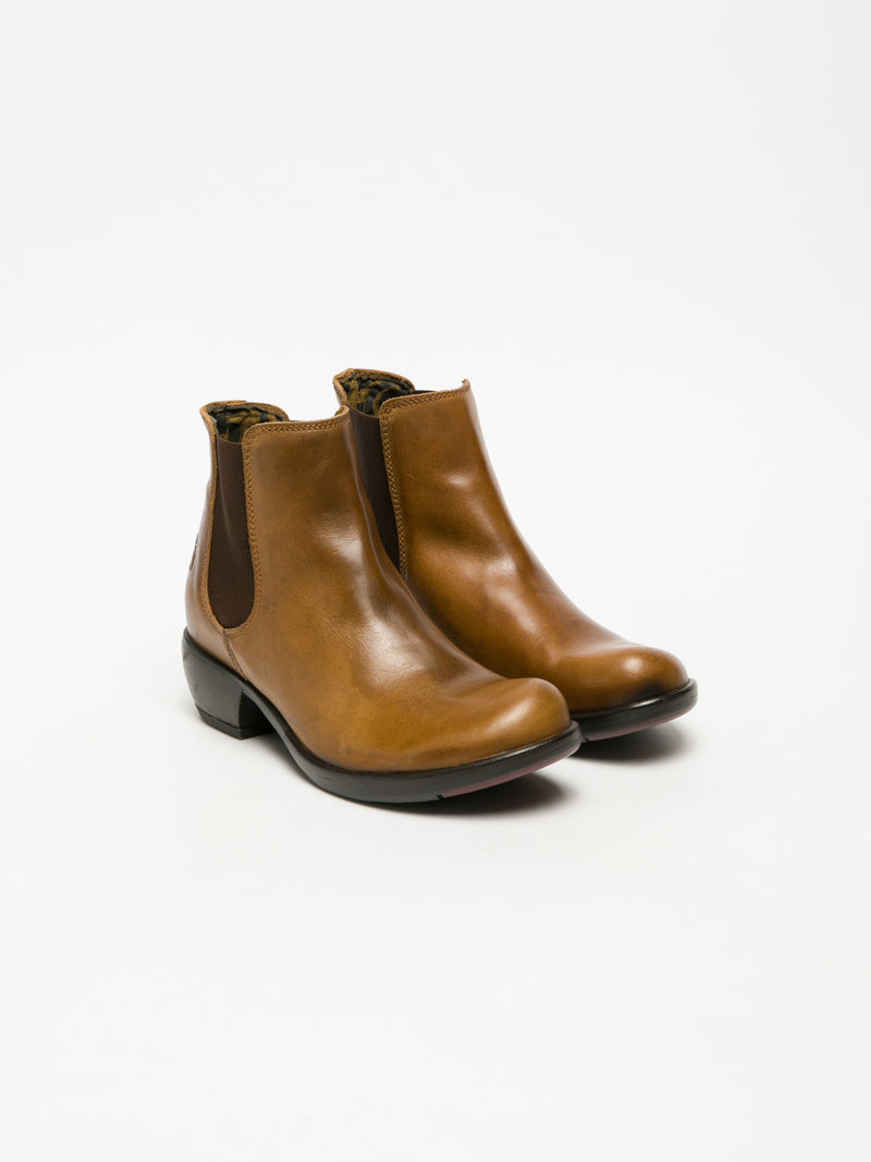 Peru Chelsea Ankle Boots