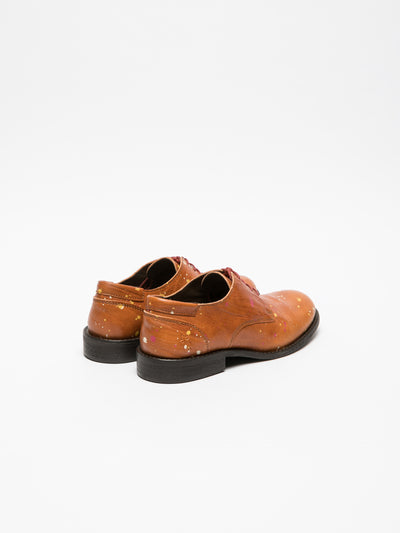 Fly London Peru Derby Shoes