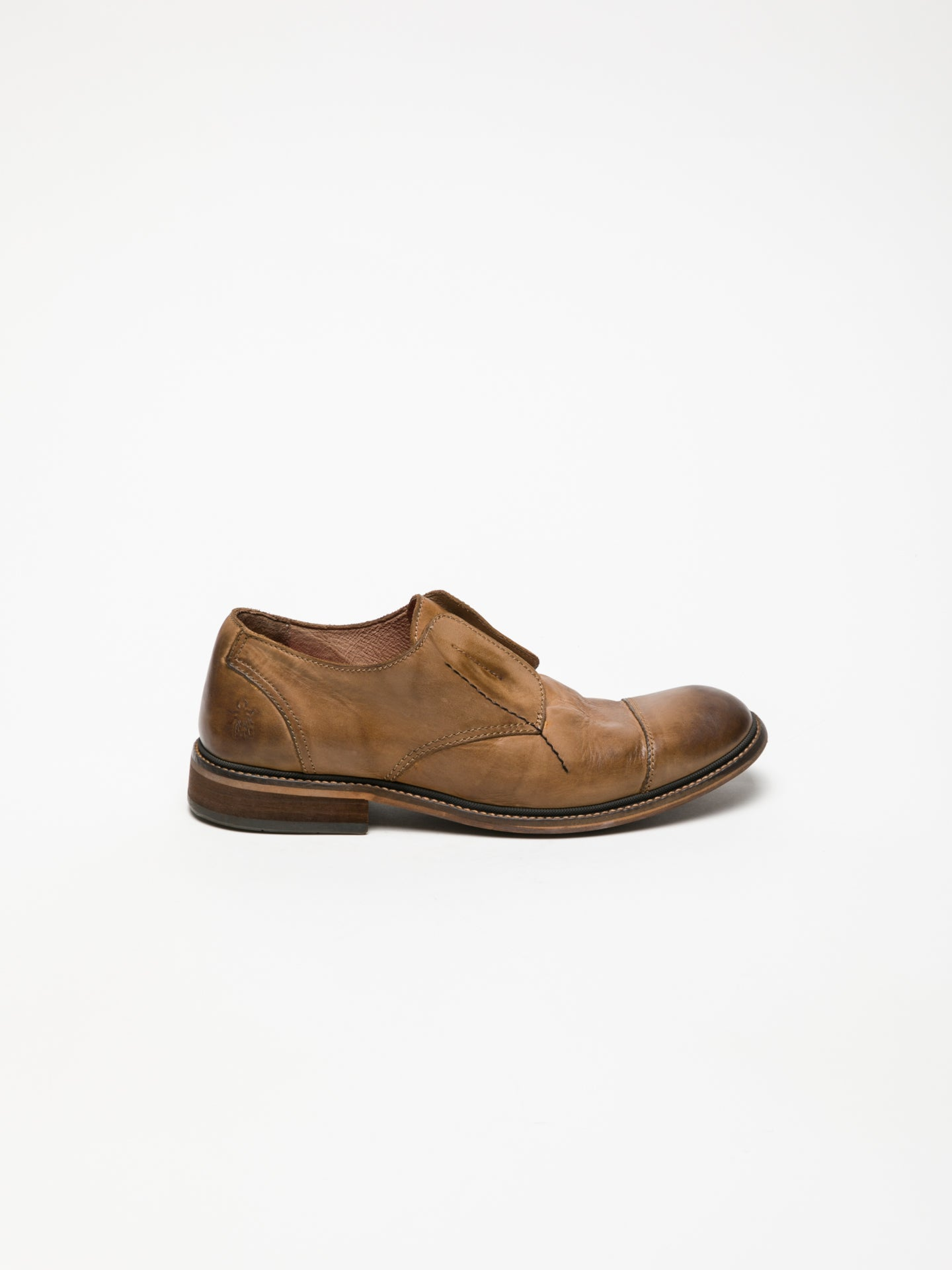 Fly London Brown Flat Shoes