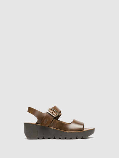 Fly London Peru Buckle Sandals