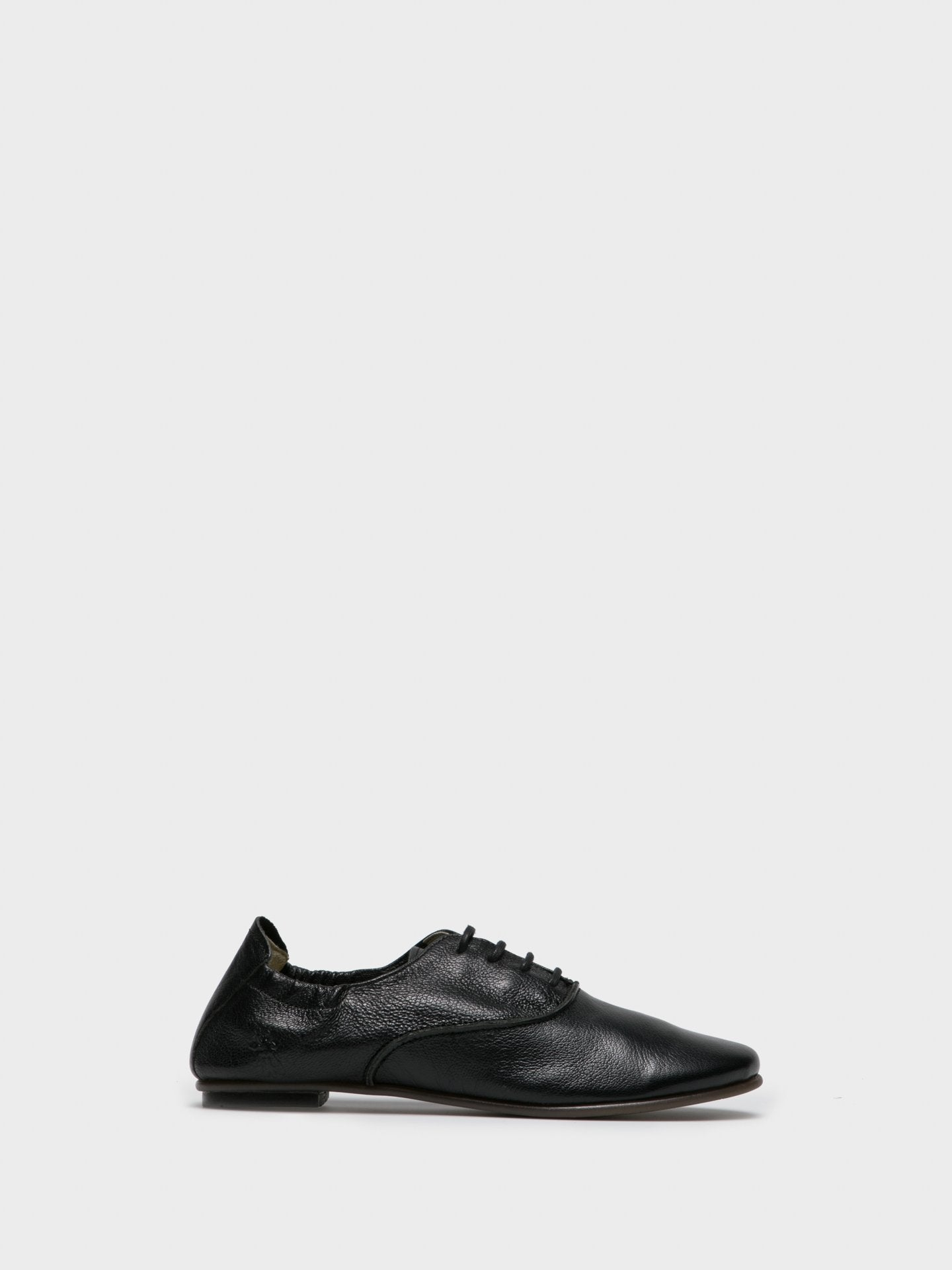 Fly London Black Oxford