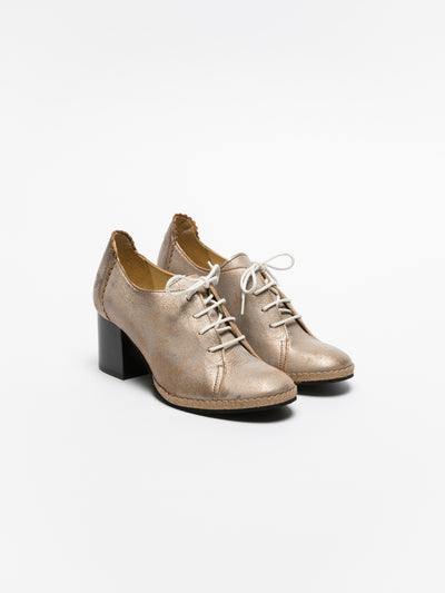 Fly London Peru Lace-up Shoes