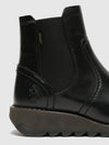 Fly London Chelsea Ankle Boots SCON058FLY BLACK