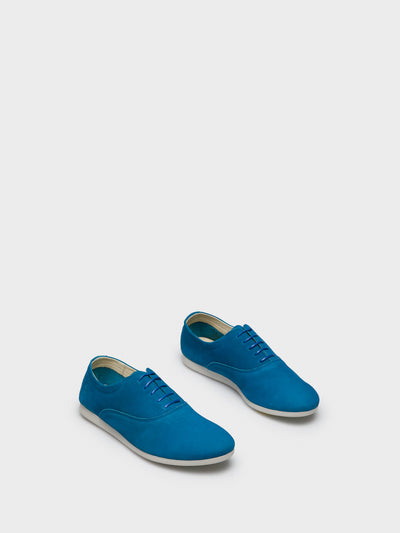 Fly London Blue Oxford