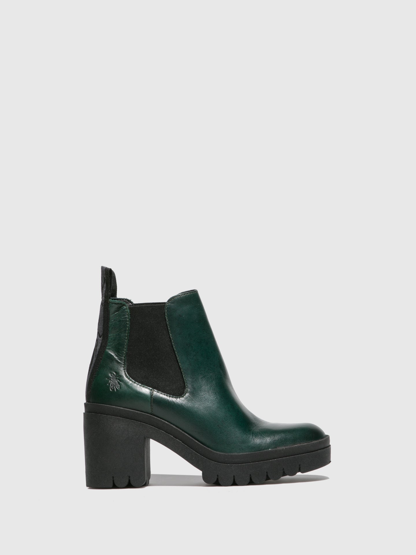 Fly London Chelsea Ankle Boots TOPE520FLY RUG PETROL