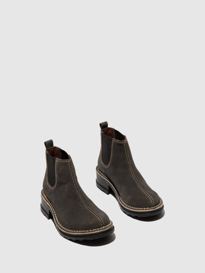 Fly London Chelsea Ankle Boots TYGA047FLY OILSUEDE DIESEL