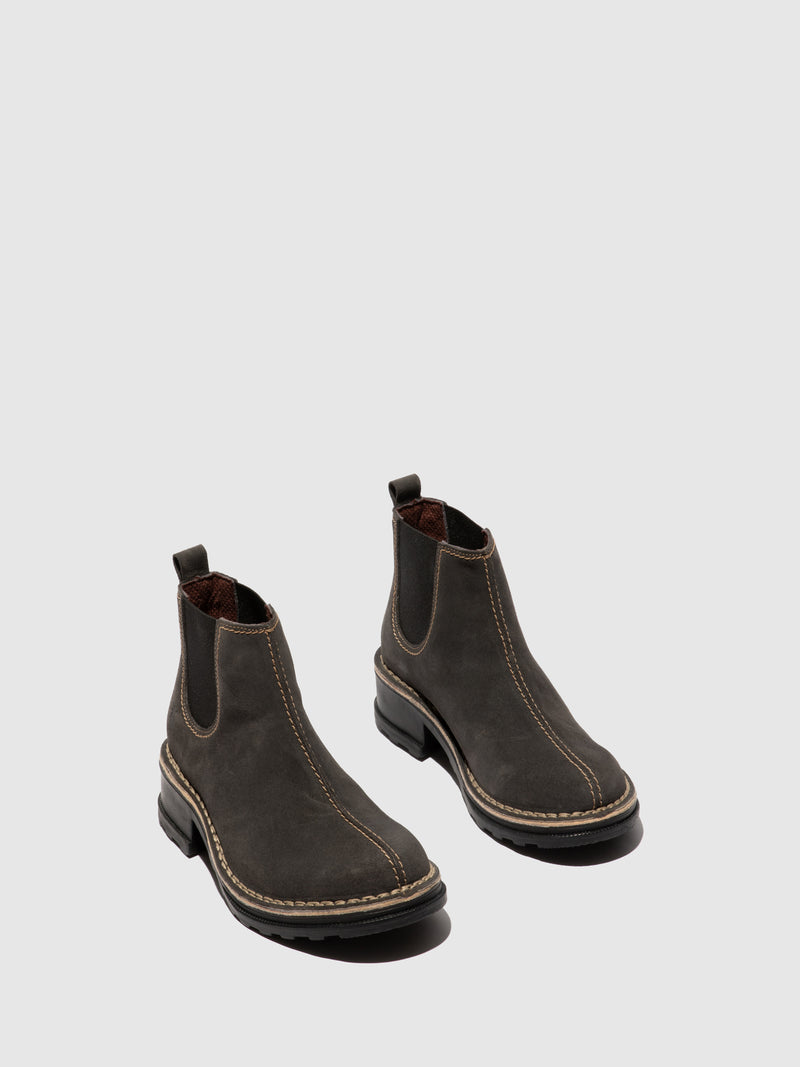 Chelsea Ankle Boots TYGA047FLY OILSUEDE DIESEL