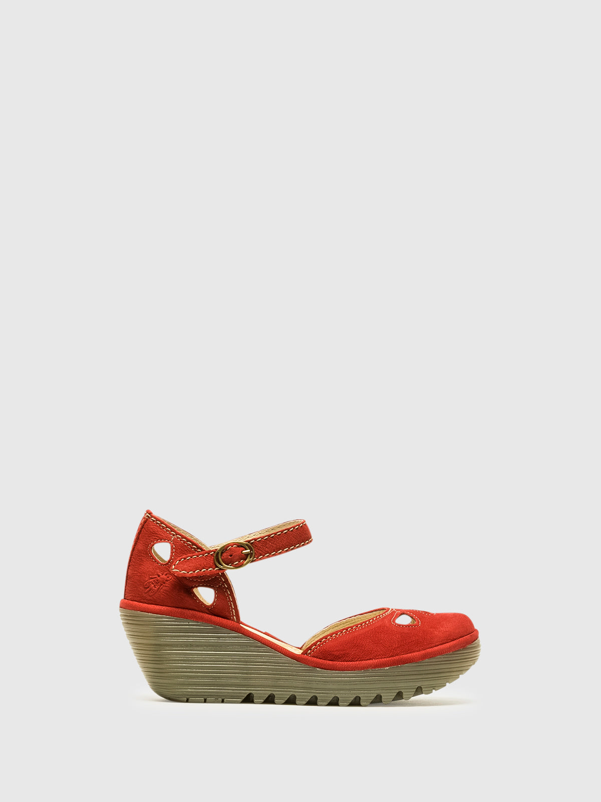 Fly London Crimson Wedge Sandals