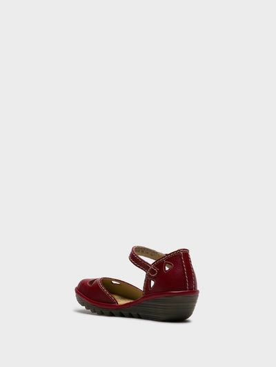 Fly London Crimson Velcro Sandals