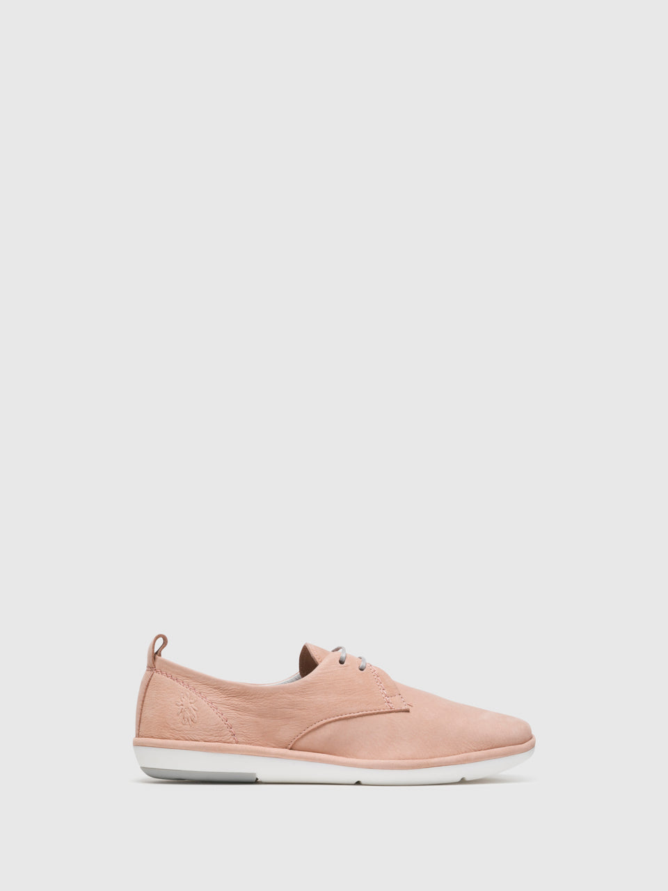 Fly London LightPink Lace-up Trainers