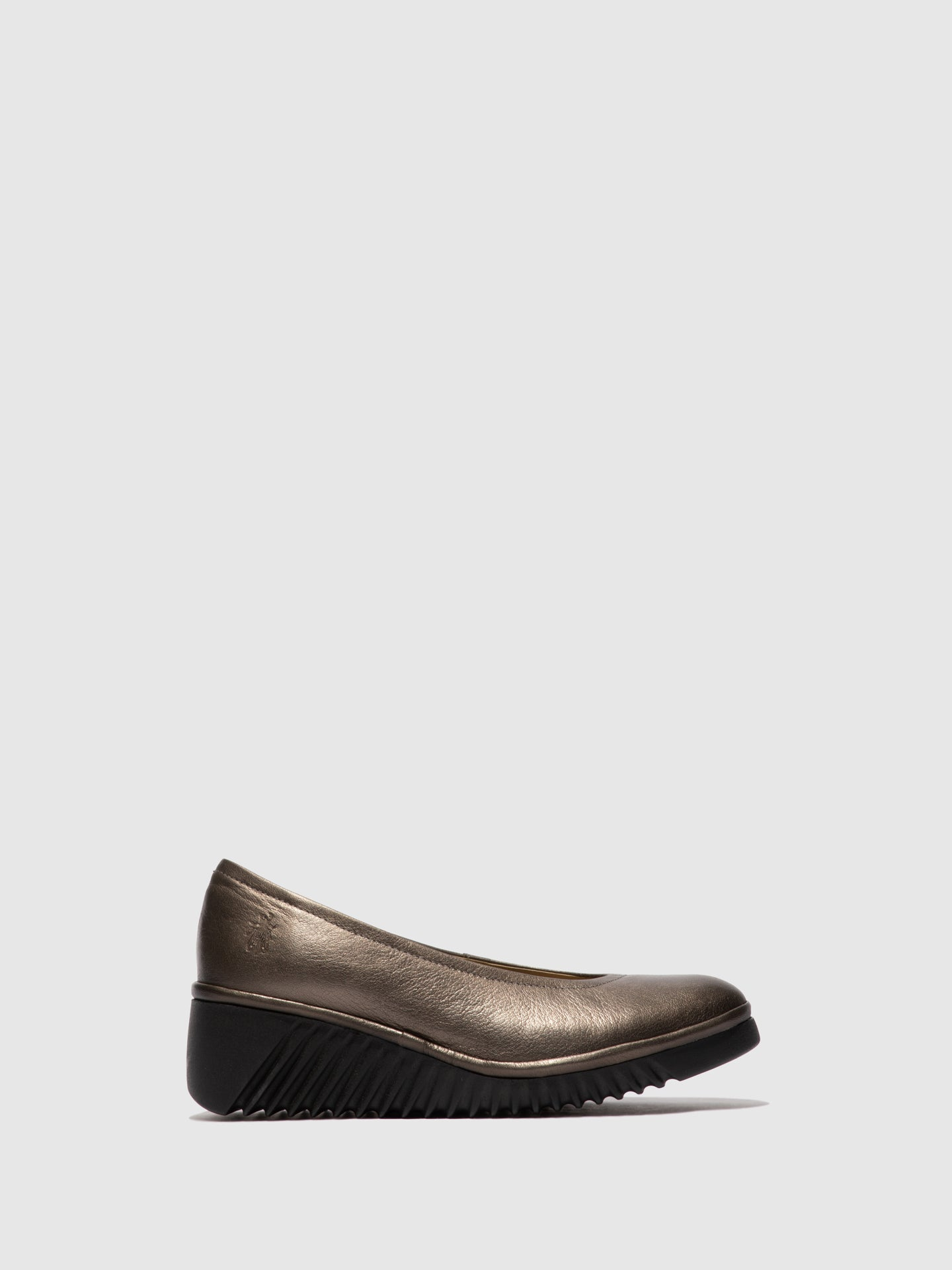 Fly London Classic Shoes LENY258FLY IDRA  PEWTER
