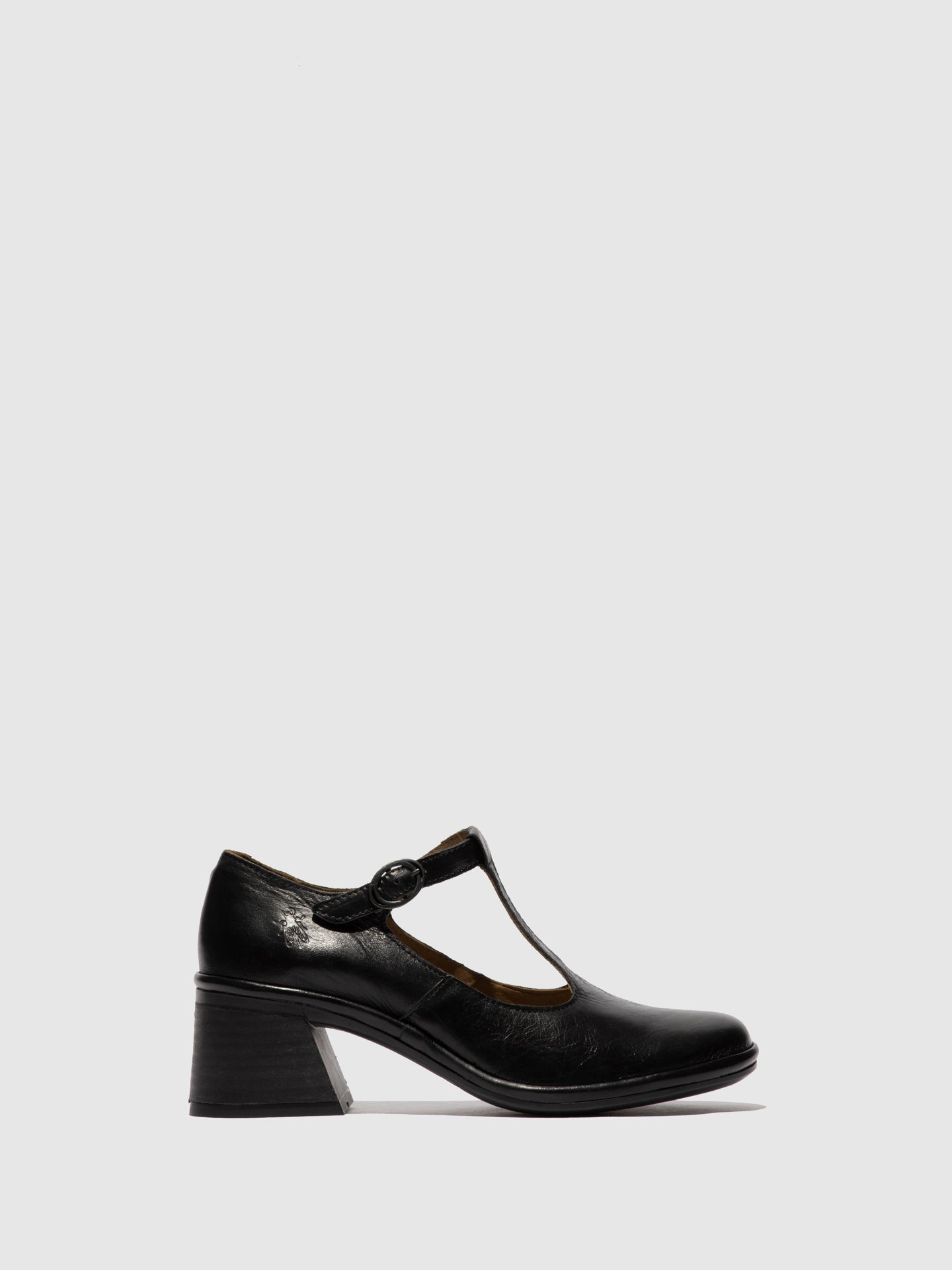 Fly London Mary Jane Shoes LYKA526FLY COLUMBIA BLACK