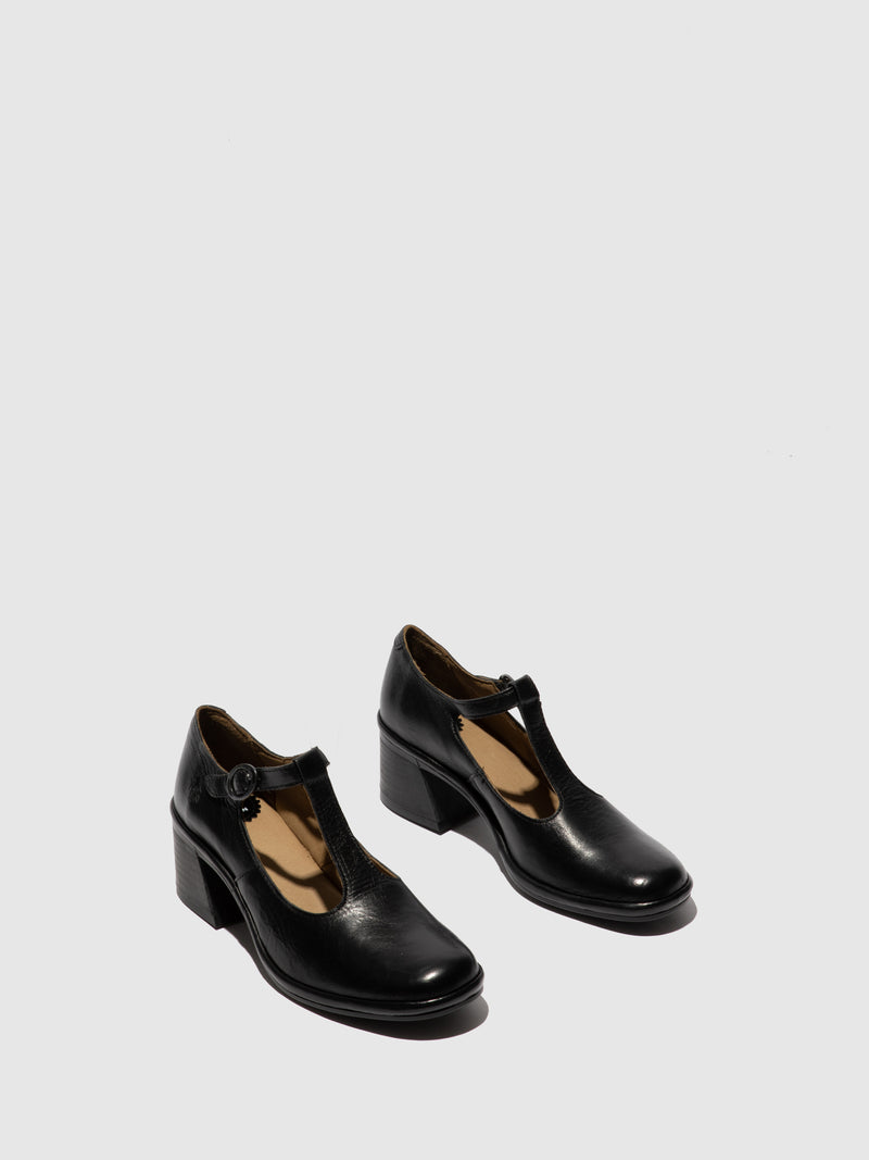 Mary Jane Shoes LYKA526FLY COLUMBIA BLACK