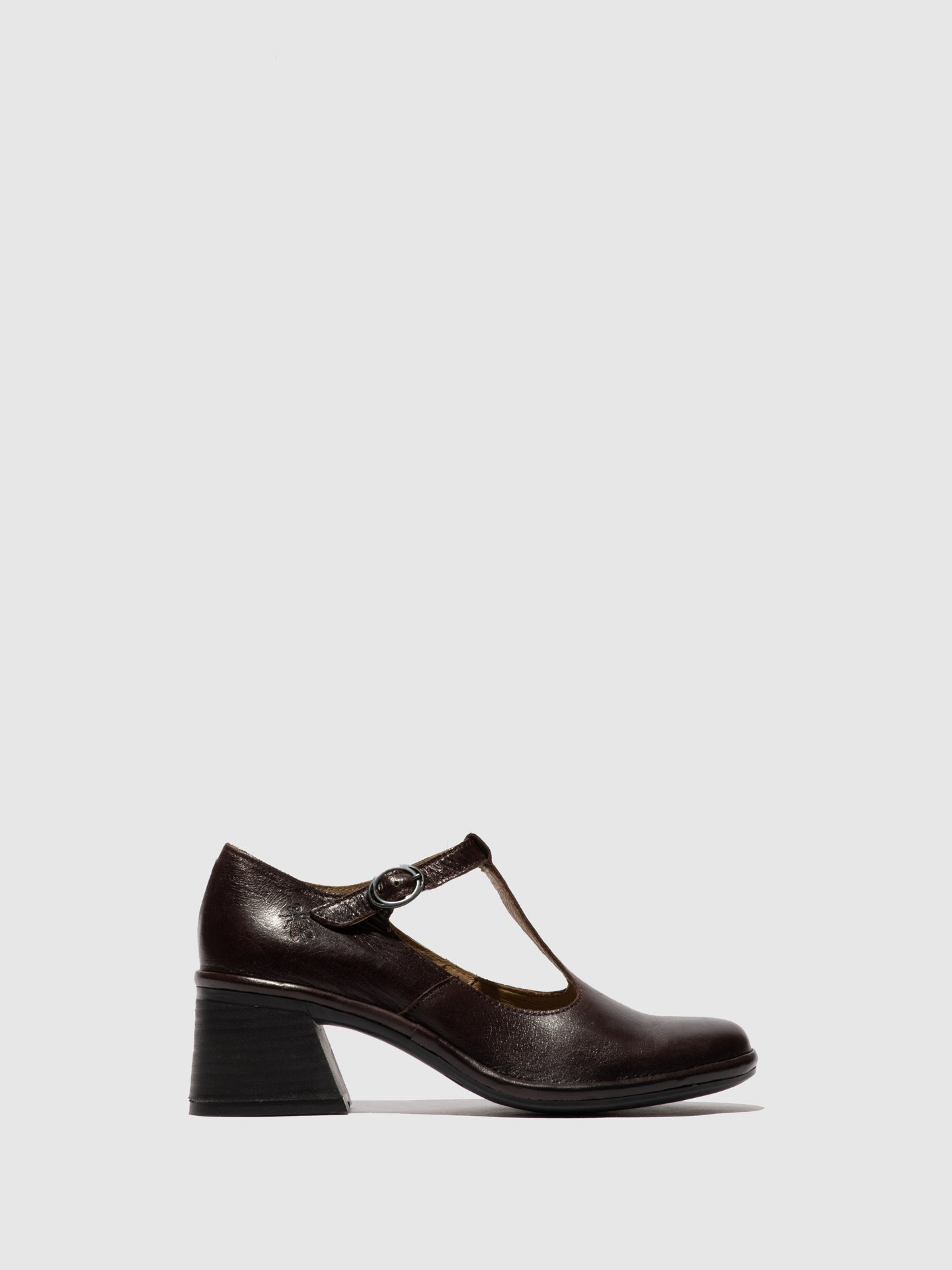 Fly London Mary Jane Shoes LYKA526FLY COLUMBIA WINE