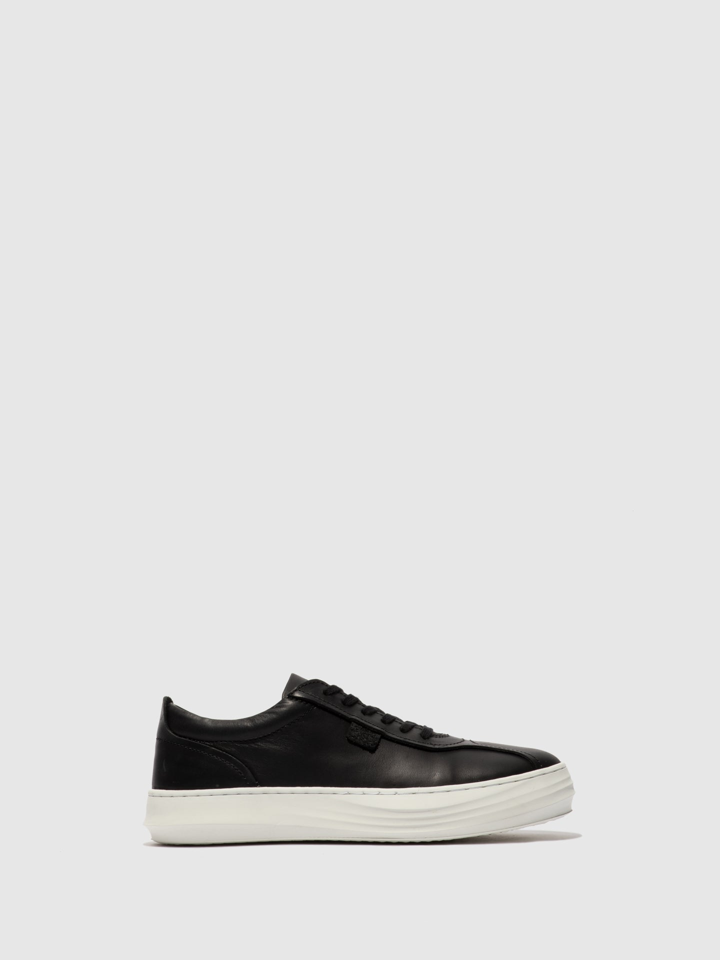 Fly London Lace-up Trainers CIKE419FLY BLACK