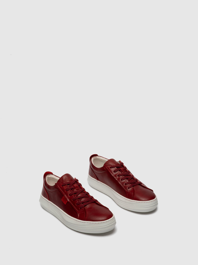 Lace-up Trainers CIVE424FLY RUG RED
