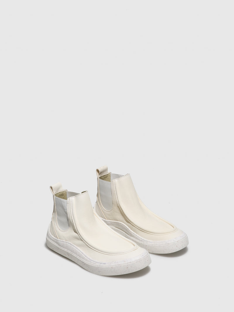 Chelsea Ankle Boots SAMO430FLY BIO OFFWHITE
