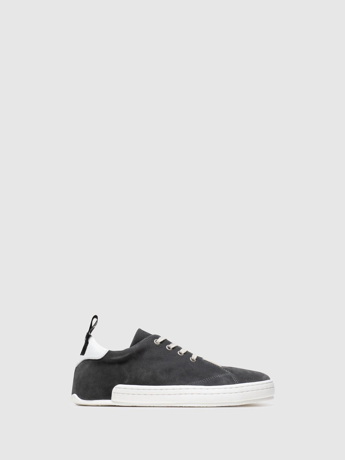Fly London Khaki Lace-up Trainers