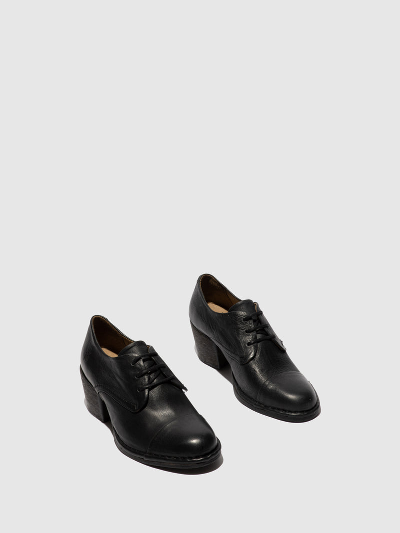 Fly London Lace-up Shoes LYNC235FLY VERONA BLACK