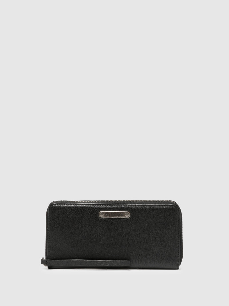 Fly London Black Wallet Wallets