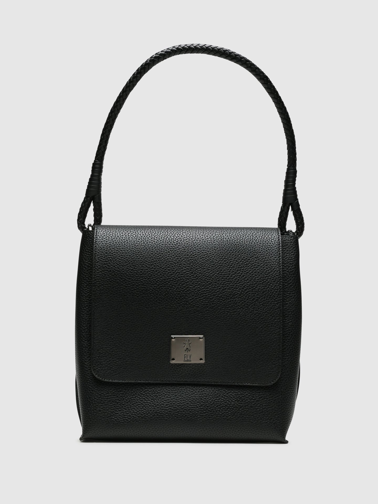 Fly London Black Shoulder Bags
