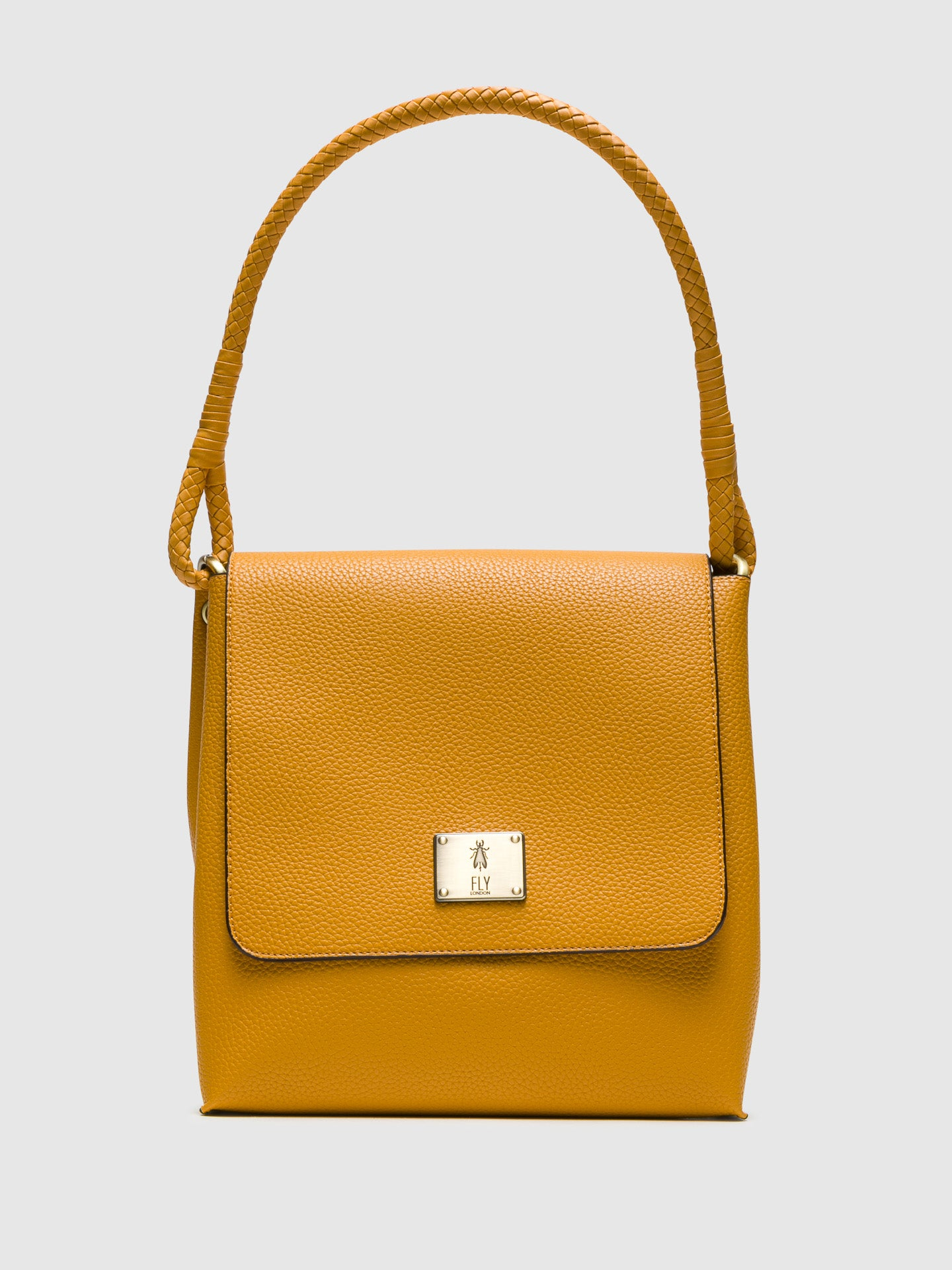 Fly London Yellow Shoulder Bags