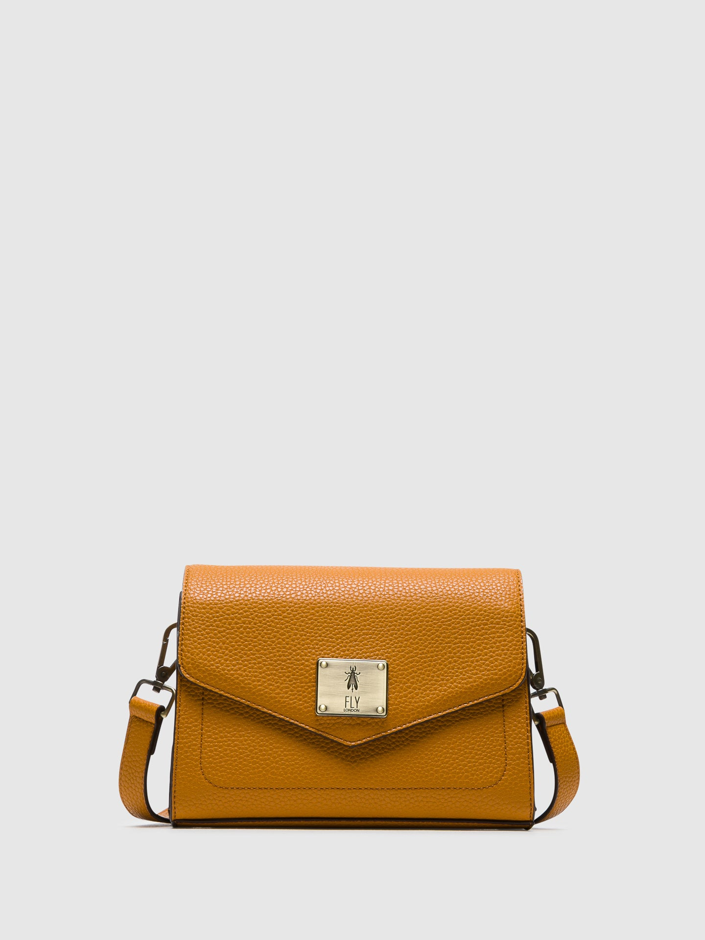Fly London Yellow Crossbody Bags